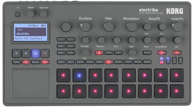 コルグ、電子楽器の名器「electribe」新モデルを11月と来春に発売!