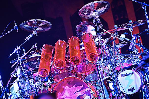 真矢さん(Drums)