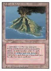 Vocanic Island