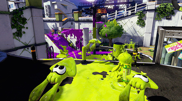 ��Splatoon�٥����꡼�󥷥�åȡ������Ȥ��