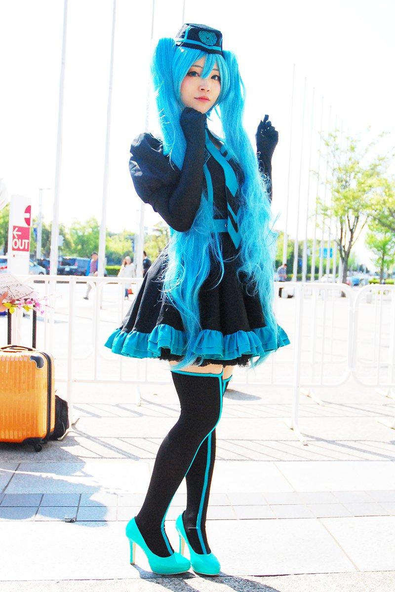 琴美ちゃんさん/「超会議2016」/ Photo by Diora