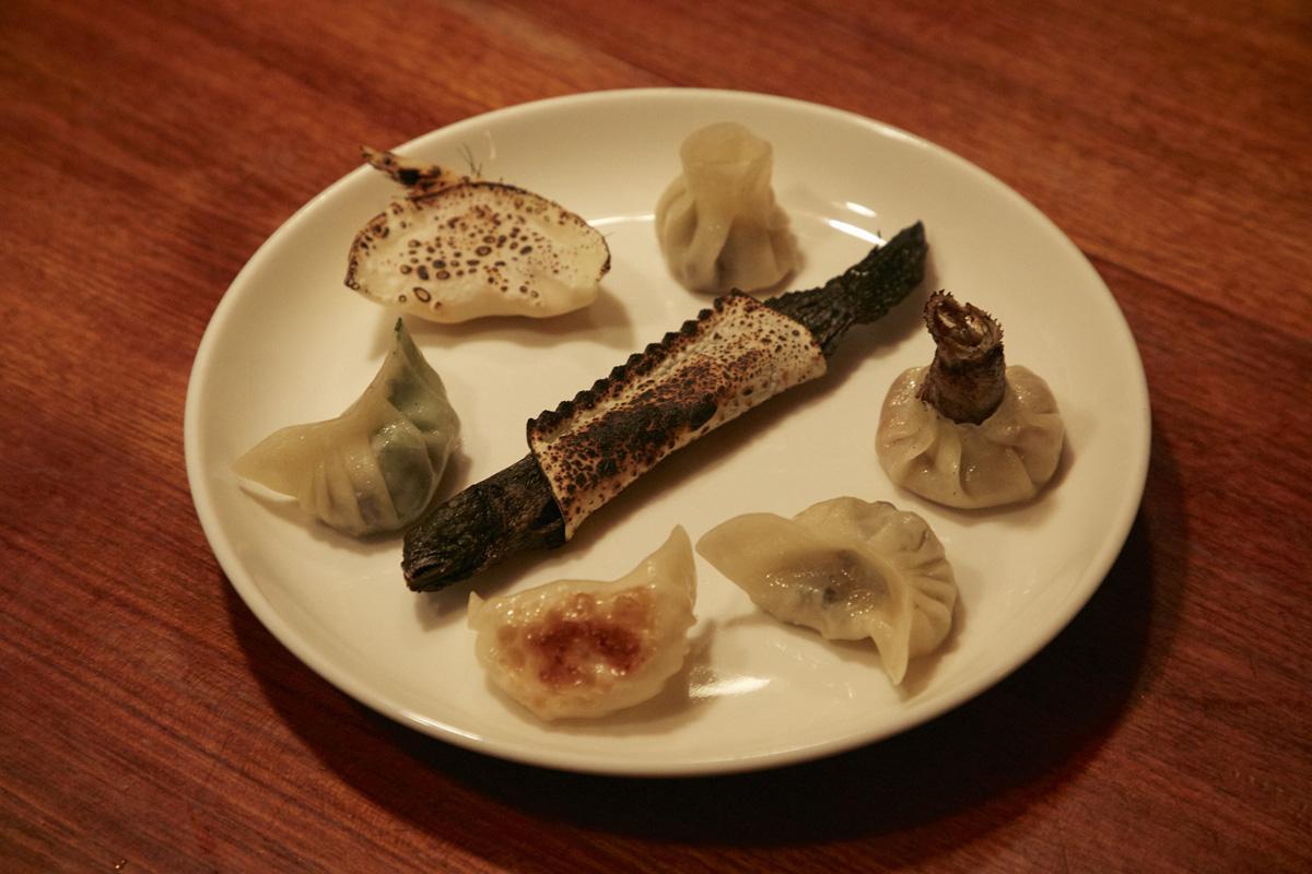 珍魚苑-有明海餃子-全7種