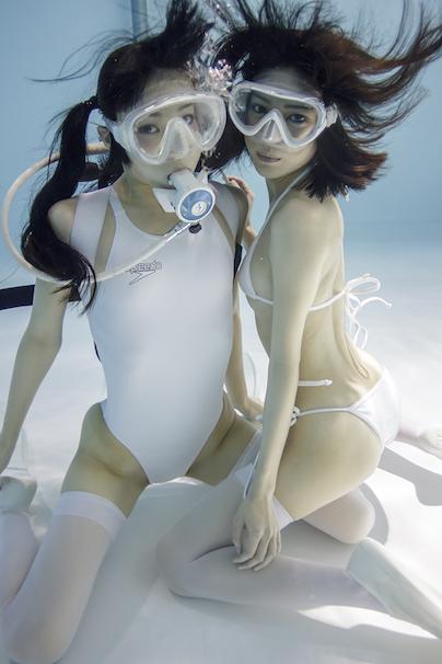 「水の中の女の子」に恋するプロジェクトより