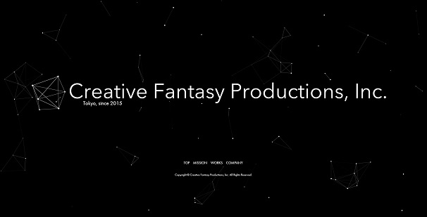 Creative Fantasy Productions, Inc.のスクリーンショット