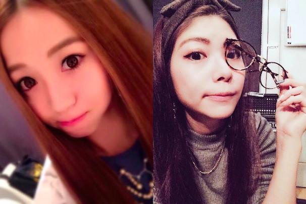 Faint☆Star/HINAさん(ex. Tomato n' Pine 、写真左) とYURIAさん(写真右)