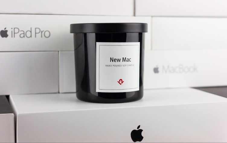 「New Mac Candle」