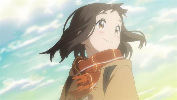 NHK×ガイナックスの短編アニメ『想いのかけら』Web公開 被災地でフィギュアに打ち込む少女描く