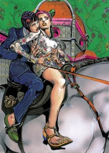 「HIROHIKO ARAKI AN EXCLUSIVE MANGA EXHIBITION」IN FLORENCE