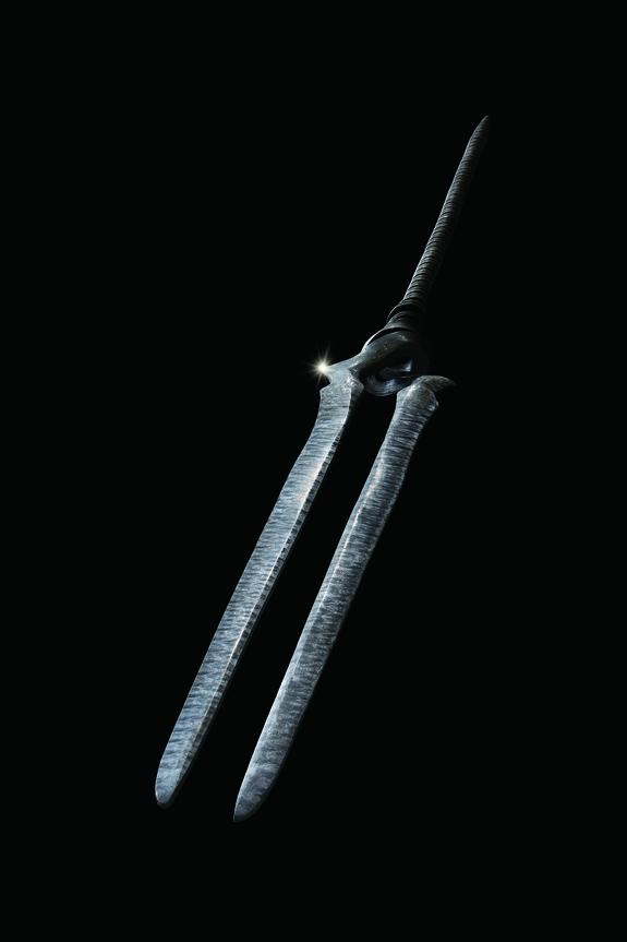 刀匠によるロンギヌスの槍