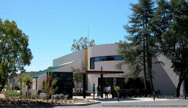 チャールズ・M・シュルツ美術館&リサーチセンター