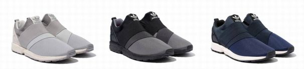 ��ZX FLUX SLIP ON��