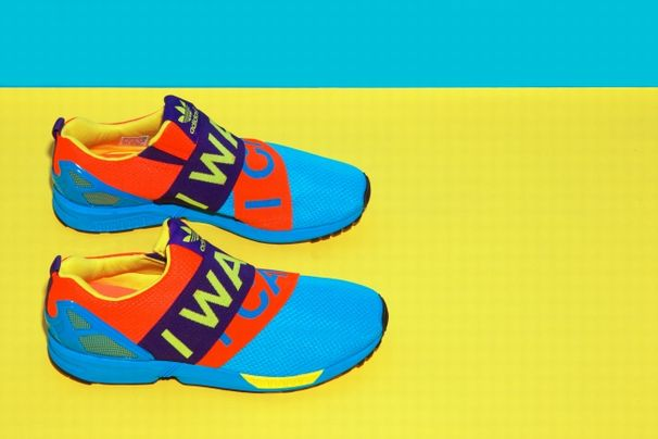 「ZX FLUX I Want I Can」/11,000円(税抜)
