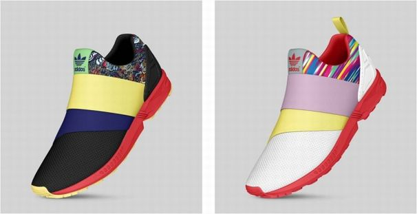 ��mi ZX FLUX SLIP ON��