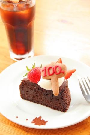 100tハンマーケーキ