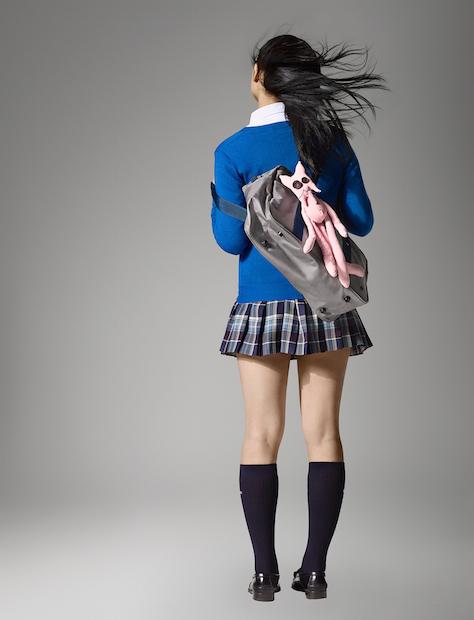 女子高生ラッパー DAOKO「水星」をリアレンジ! メジャーデビュー決定