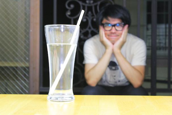 中国産の割り箸を2時間、水につけてみた! 5
