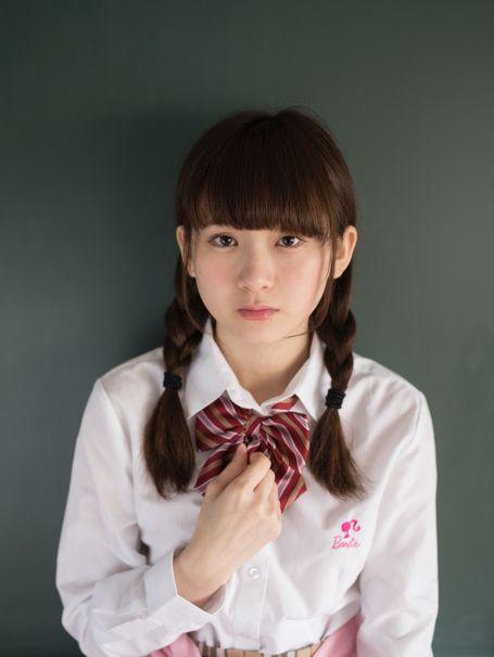 ミスiD2015グランプリの金子理江さん