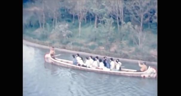 「東京ディズニーランド1983年5月4日」YouTube動画スクリーンショット