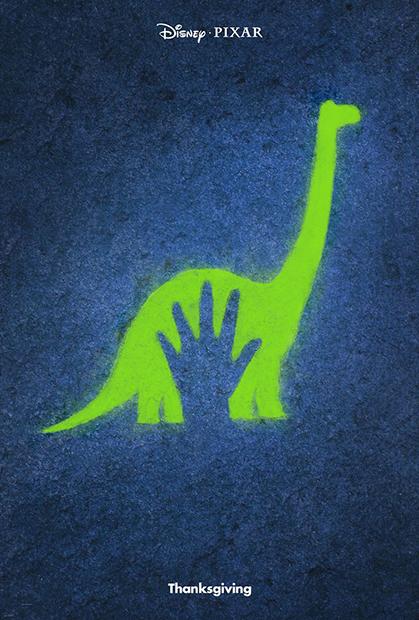 恐竜との共存を描くピクサー新作『ザ・グッド・ダイナソー』予告編解禁