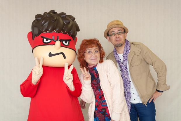 悟空役の野沢雅子と銀時役の杉田智和がアニメ『鷹の爪』声優に挑戦!