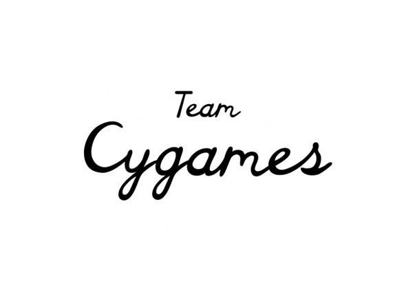 「Team-Cygames」ロゴ-