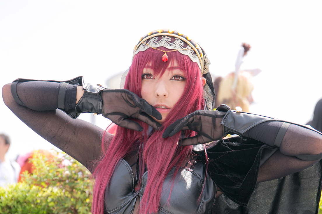 南里さん(@2580Nkstk)/『Fate:Grand Order』スカサハ