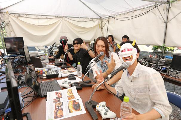M.S.S Project/左からeoheohさん、FB777さん、KIKKUN-MK-�さん、あろまほっとさん