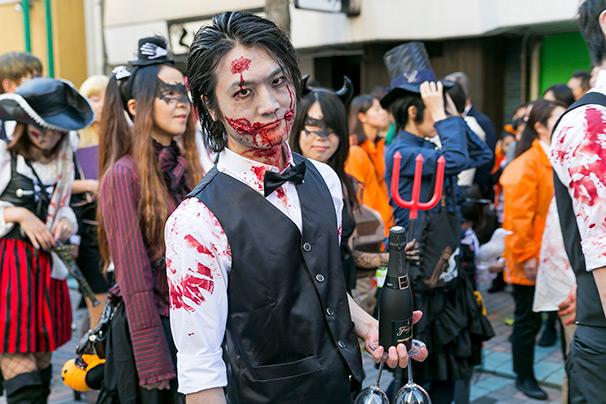 川崎ハロウィン仮装コスプレ写真24
