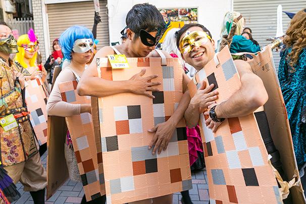 川崎ハロウィン仮装コスプレ写真18