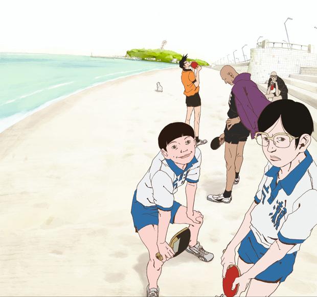 ヒーロー再び! アニメ『ピンポン』BOX発売記念で全11話一挙放送決定