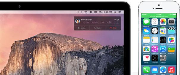 Macで通話