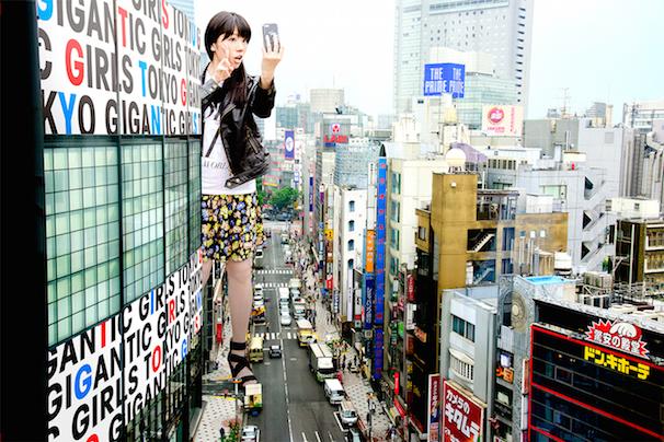 Kana Yamashitaさん(渋谷区道玄坂