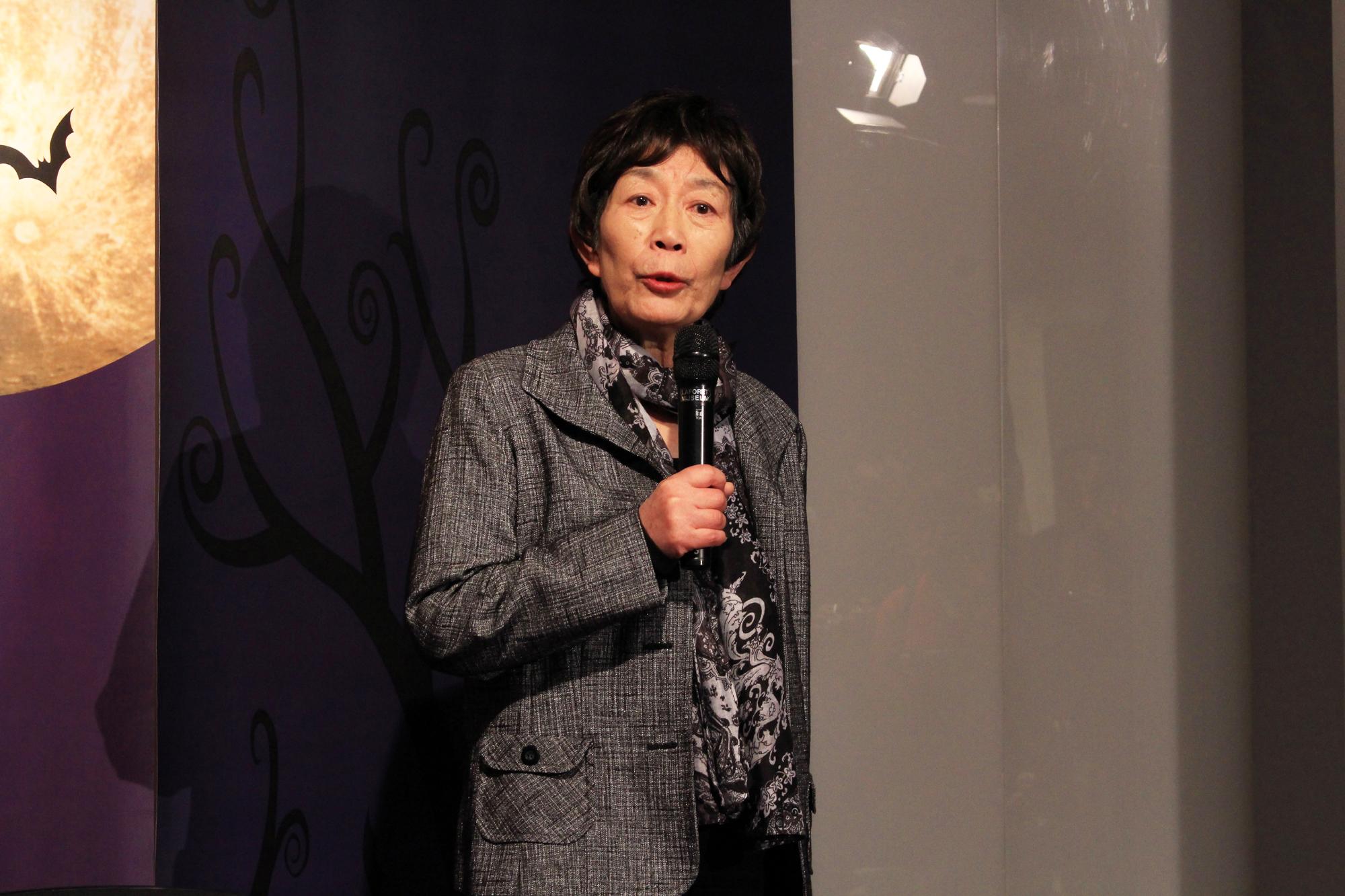 監修者の西村祐子先生