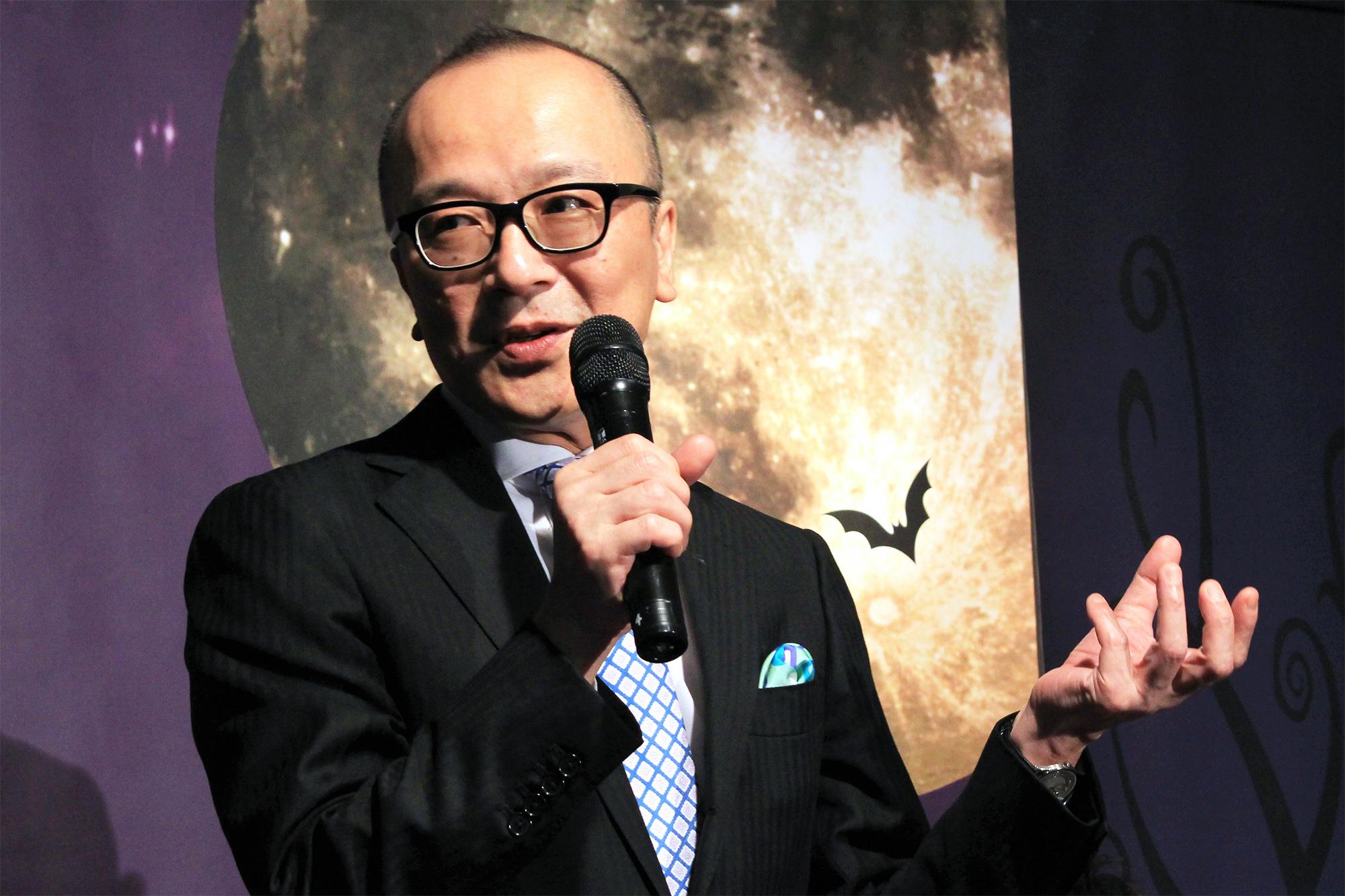 山田五郎さん