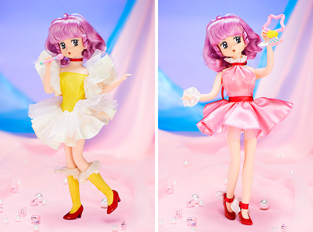 「クリィミーマミ」が大人向けのリカちゃん人形に! 衣装も完全再現