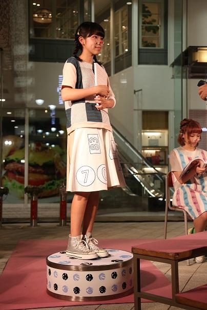 宮本葉奈さん(photo/yuichiihara)