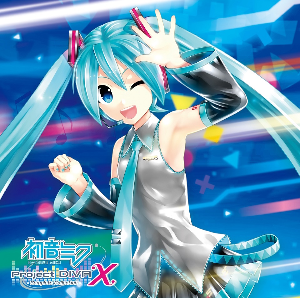 『初音ミク -Project DIVA- X Complete Collection』
