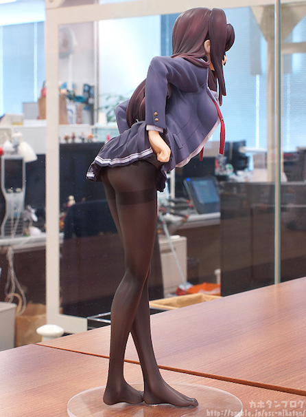 霞ヶ丘詩羽 1/7スケールフィギュア/『カホタンブログ』より