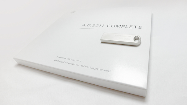 ��A.D.2011 COMPLETE�١ʲ���ϸ����Ȥ���