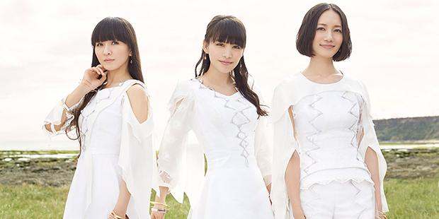 Perfumeが3人組限定で対バン! 「Perfume FES!! 2015 〜三人祭〜」開催
