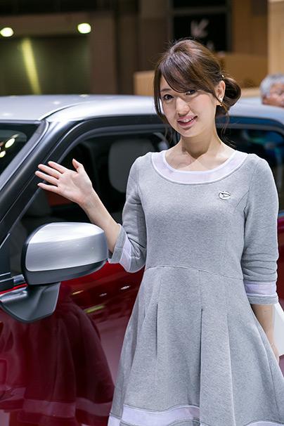 「東京モーターショー2015」美人コンパニオン画像まとめ42