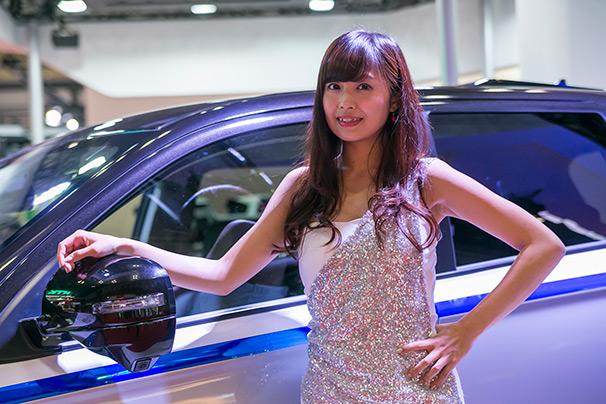 「東京モーターショー2015」美人コンパニオン画像まとめ45