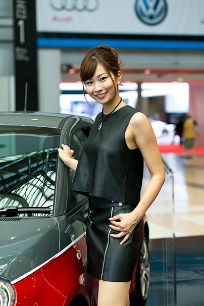 「東京モーターショー2015」美人コンパニオン画像まとめ50