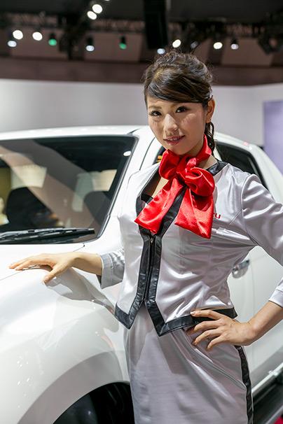 「東京モーターショー2015」美人コンパニオン画像まとめ10