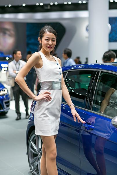 「東京モーターショー2015」美人コンパニオン画像まとめ55