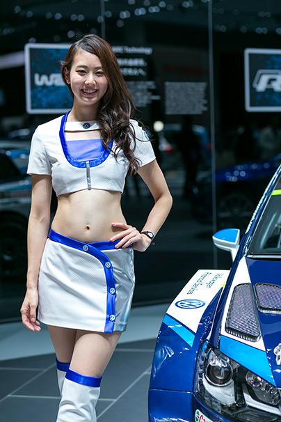 「東京モーターショー2015」美人コンパニオン画像まとめ60