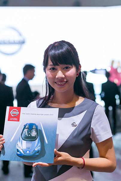 「東京モーターショー2015」美人コンパニオン画像まとめ67