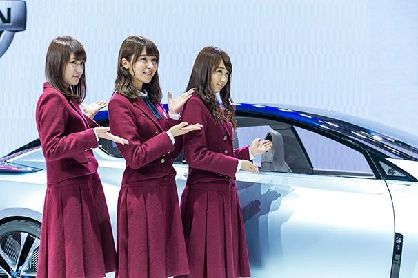 「東京モーターショー2015」美人コンパニオン画像まとめ68