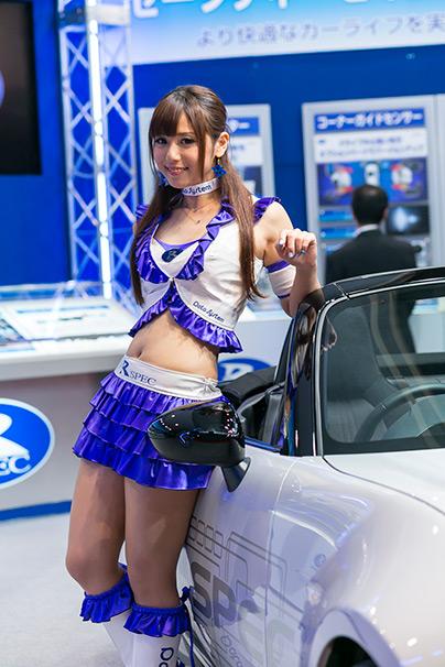 「東京モーターショー2015」美人コンパニオン画像まとめ70