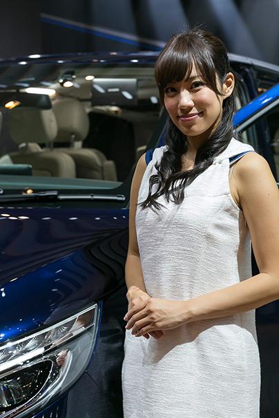 「東京モーターショー2015」美人コンパニオン画像まとめ21